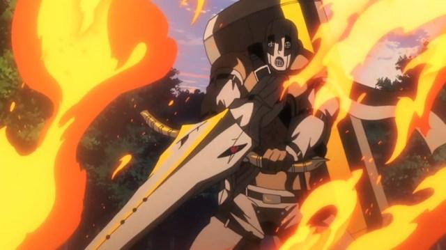 Akame ga Kill Episode 13 Bols Attacks Danger Beasts
