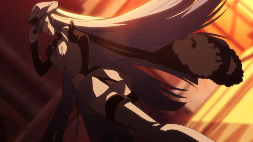 Akame ga Kill Episode 13 Esdeath goes Hunting