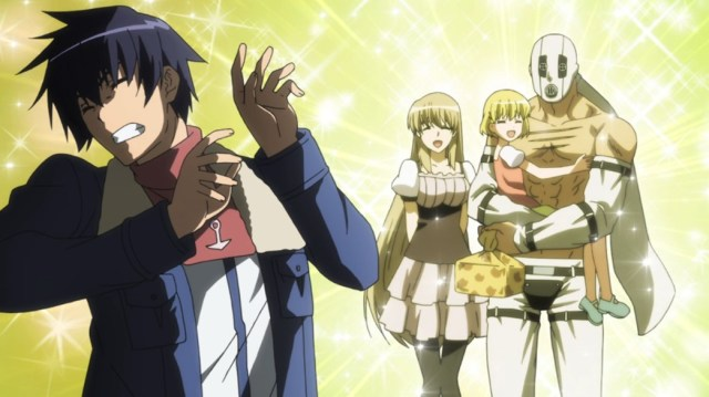 Akame ga Kill Episode 13 Wave with Bols and Family