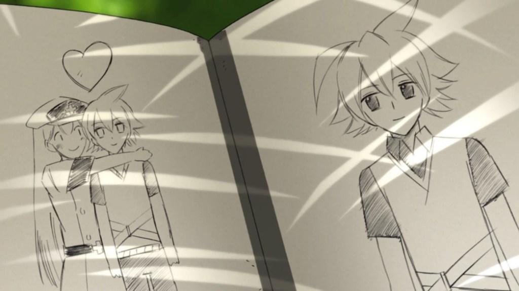 Akame ga Kill Episode 14 Esdeath's sketches
