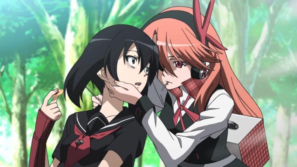 Akame ga Kill Episode 17 Chelsea Assassinates Kurome