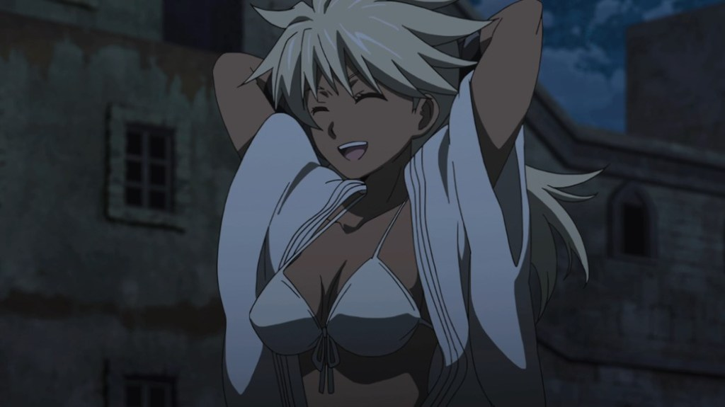 Akame ga Kill Episode 18 Rakshasa Demon Mez