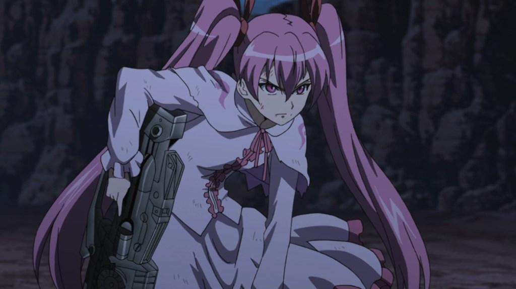 Akame ga Kill Episode 19 Mine Ready to Fight