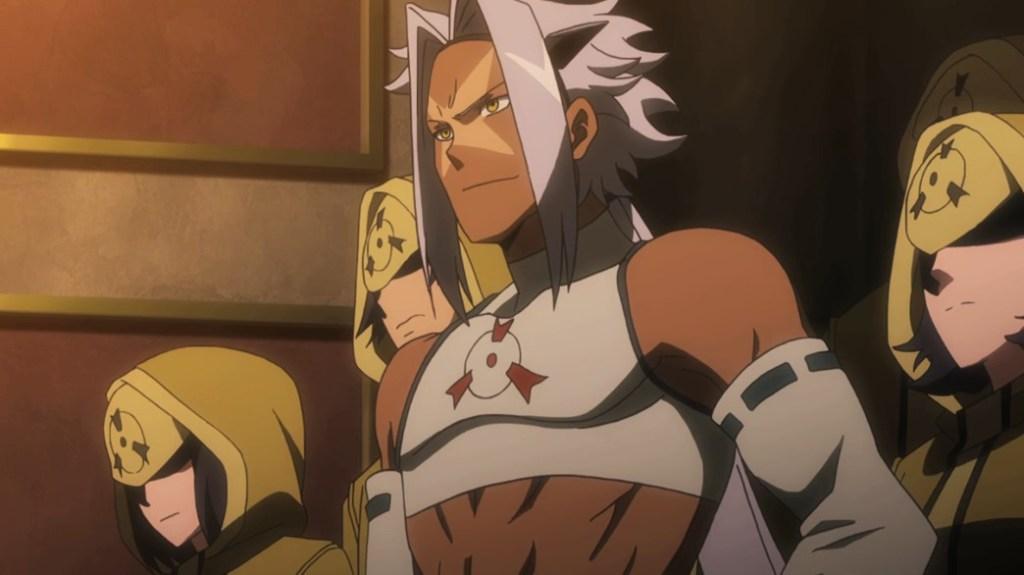 Akame ga Kill Episode 20 Syura and Wild Hunt