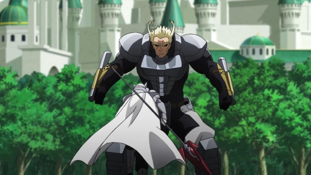 Akame ga Kill Episode 20 Tatsumi versus General Budo