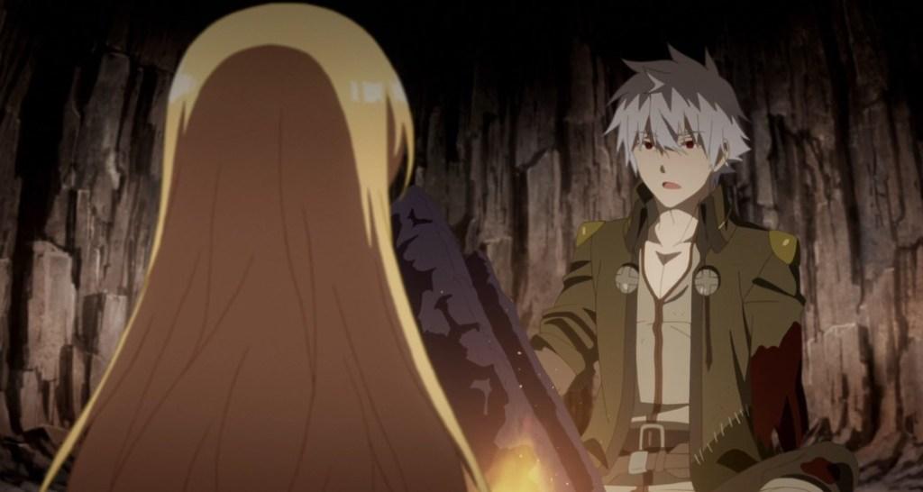 Arifureta From Commonplace to World's Strongest Episode 3 Yue and Hajime