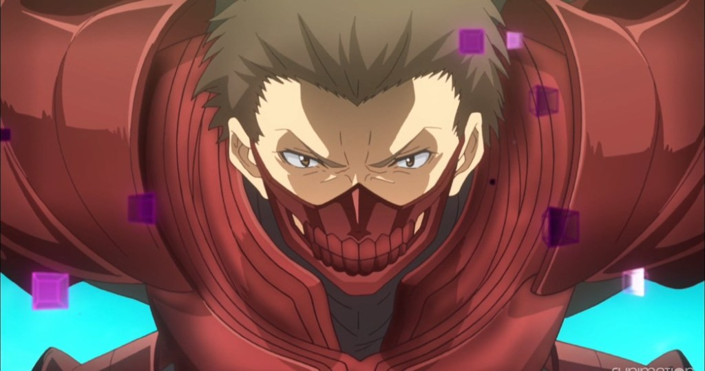 BOFURI Episode 7 Kuromu's New Armour