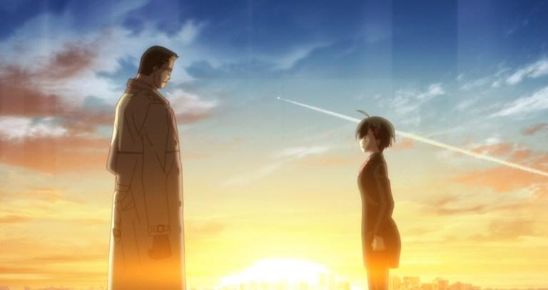 ID Invaded Episode 6 Matsuoka leaving Hondomachi