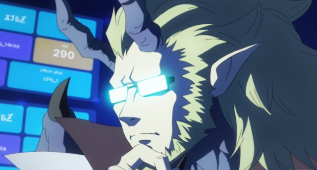 Infinite Dendrogram Episode 4 Exposition Overseer