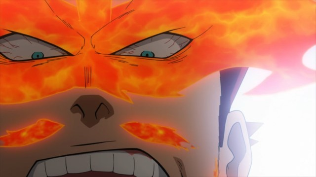 My Hero Academia 4 Episode 78 Endeavor