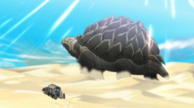 Somali and the Forest Spirit Episode 5 Giant Sand Tortoise