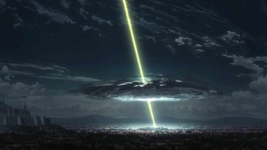 Akame ga Kill Episode 21 Mine splits the clouds with Pumpkin
