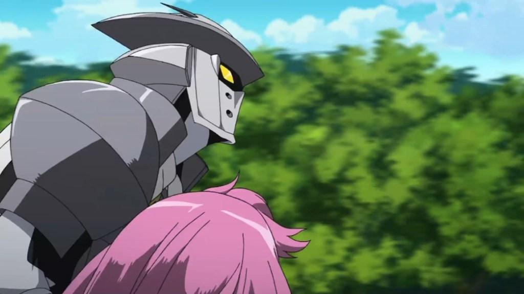 Akame ga Kill Episode 21 Tatsumi trying to save Mine