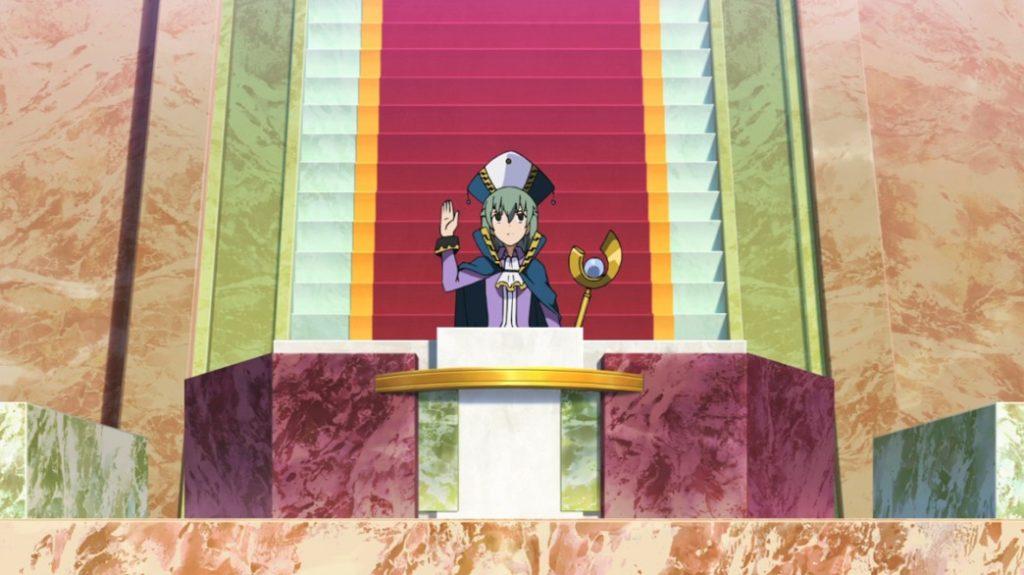 Akame ga Kill Episode 21 The Emperor