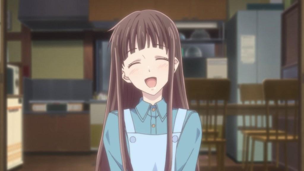 Fruits Basket Episode 8 Tohru