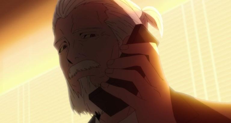 ID Invaded Episode 11 Chief Takuhiko Hayaseura