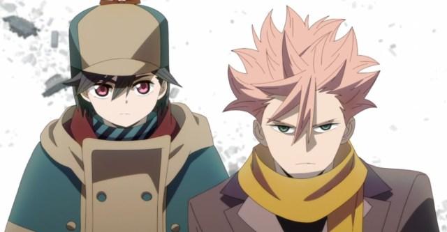 ID Invaded Episode 13 Sakaido and Miyo Hijiriido