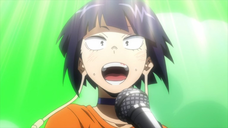 My Hero Academia 4 Episode 86 Jiro