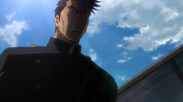 Highschool of the Dead Episode 10 Soichiro Takagi