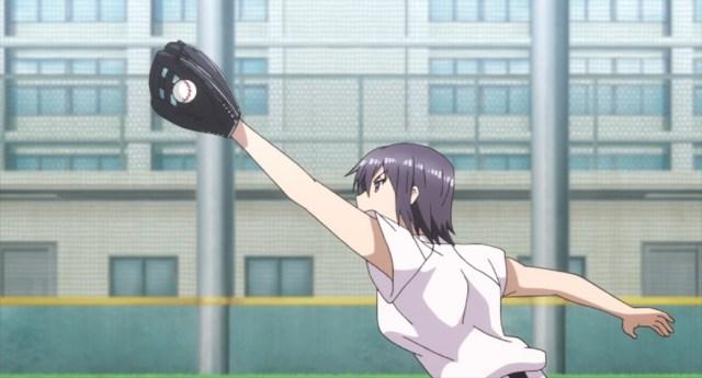 Tamayomi The Baseball Girls Episode 9 Rei Okada