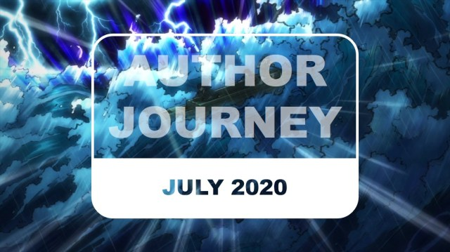 Lynn Sheridan Author Journey July 2020