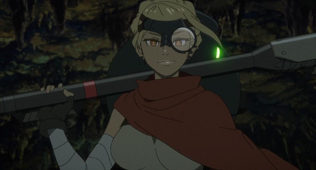 Deca-Dence (Episode 4) - Transmission - The Otaku Author