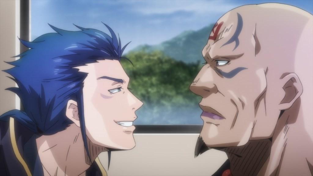 Gibiate Episode 5 Kenroku and Onikura