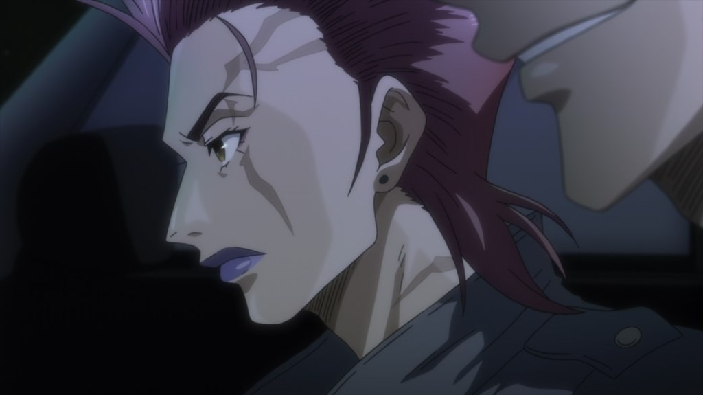 Gibiate Episode 8 Ayame and Kenroku