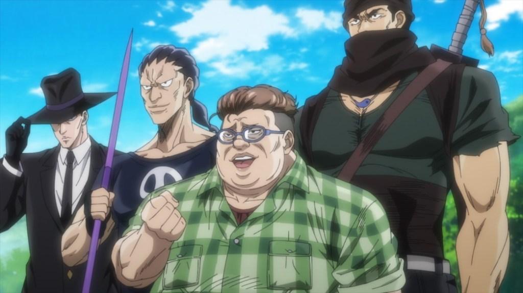 Gibiate Episode 9 Yakuza
