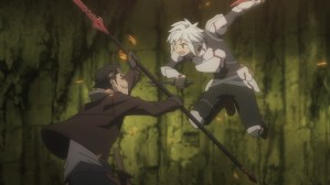 Is It Wrong To Try To Pick Up Girls In A Dungeon III Episode 6 Dix versus Bell