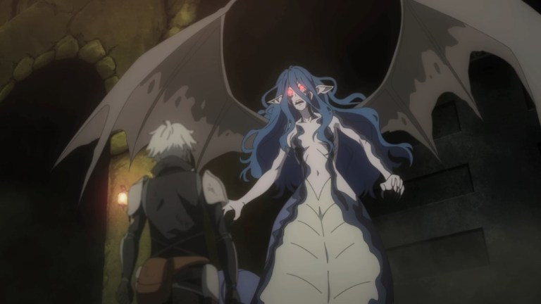 Is It Wrong To Try To Pick Up Girls In A Dungeon III Episode 7 Bell and Weine