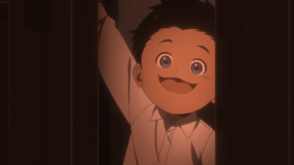 The Promised Neverland Episode 10 Phil
