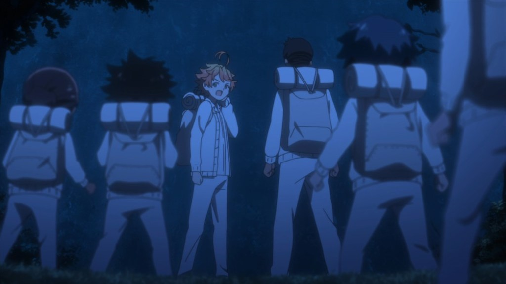 The Promised Neverland Episode 11 At the Wall