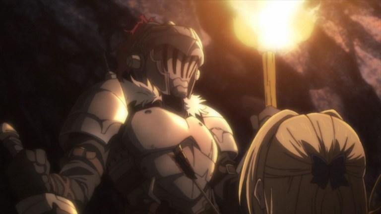 Goblin Slayer Episode 1 The Goblin Slayer