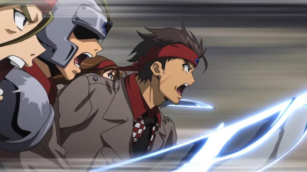 Akame ga Kill Episode 22 Revolutionary Army