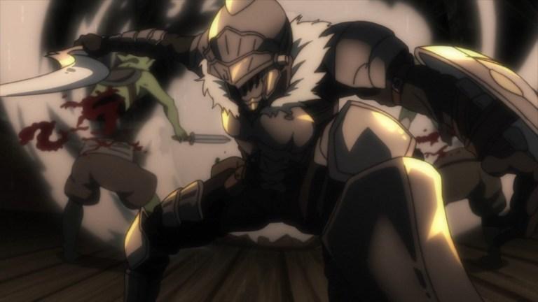 Goblin Slayer Episode 6 Goblin Slayer Attacks