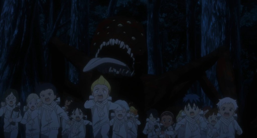 The Promised Neverland Season Two Episode 1 Running from a Demon