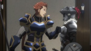Goblin Slayer Episode 11 Yaritsukai will help Goblin Slayer