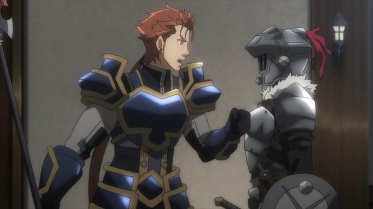 Goblin Slayer Episode 11 Yaritsukai will help Goblin Slayer