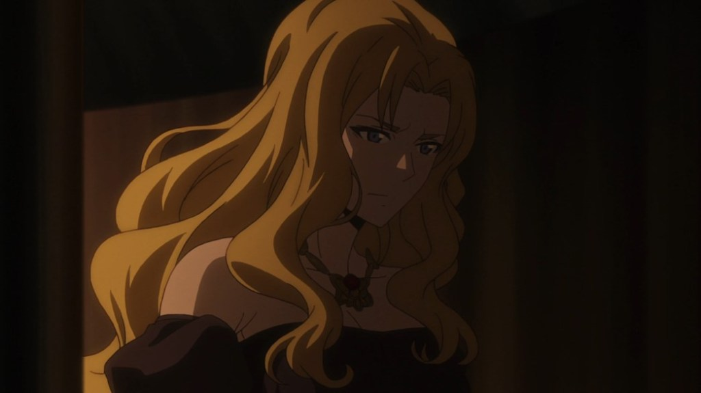 Record of Grancrest War Episode 12 Marrine upset