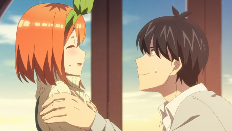 The Quintessential Quintuplets Episode 18 Yotsuba and Futaro