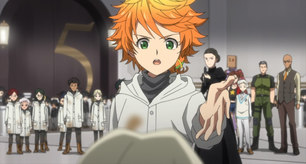 The Promised Neverland Season Two Episode 10 Emma never changes