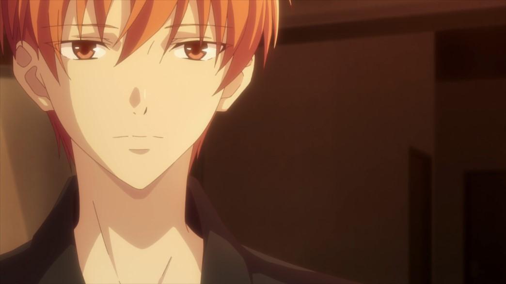 Fruits Basket Episode 56 Kyo