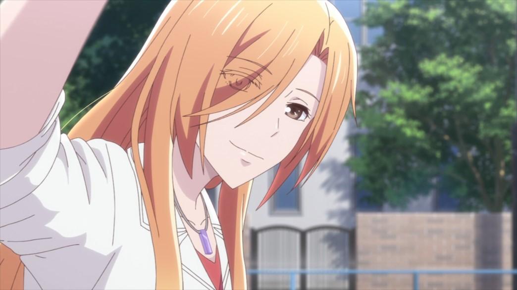 Fruits Basket Episode 58 Kyoko