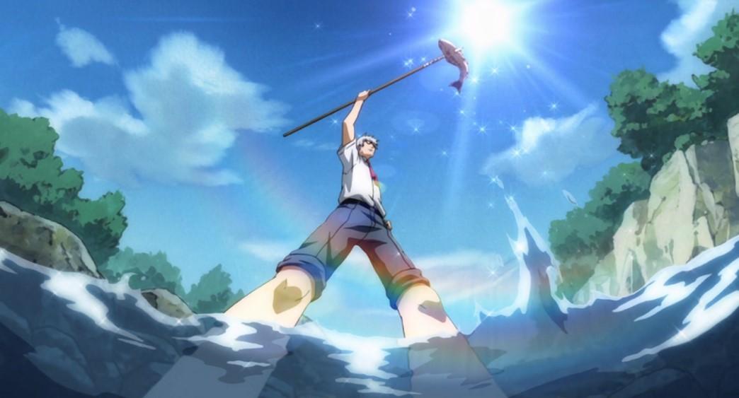 Heaven's Lost Property Episode 3 Sugata
