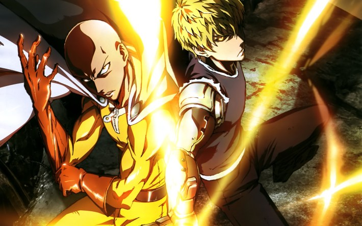One Punch Man Wallpapers