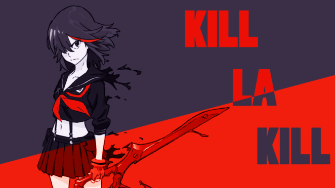 Kill La Kill Wallpaper