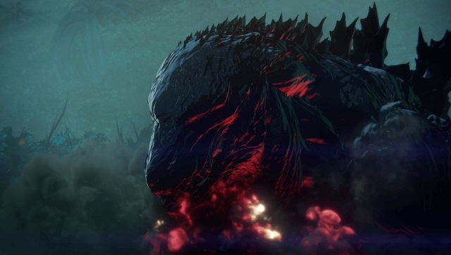 Godzilla Planet of the Monsters on netflix