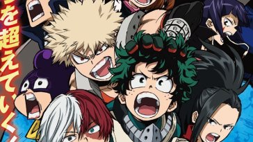 My Hero Academia Season 3