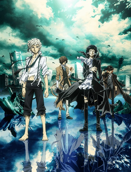 bungo Stray Dogs Anime movie